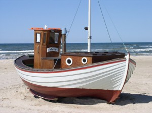 Fischerboot Nordsee