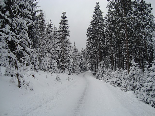 Winterberg im Winter