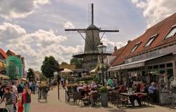 Zeeuws Vlaanderen in der Provinz Zeeland